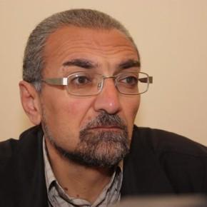 Khoren Gasparyan   A scar upon the left profile (Borges and I)