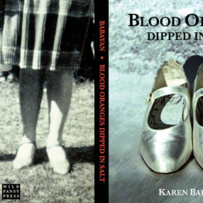 Karen Babayan |Blood Oranges Dipped in Salt